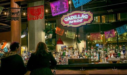 Cadillac Bar and Grill